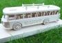 Autobus z drewnia