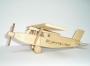 Pilatus samolot zabawki prezent