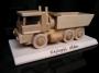 Prezent urodziny ciężarówki