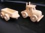 Ciężarówka zabawka drewniana sklep