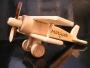 drewniany samolotov
